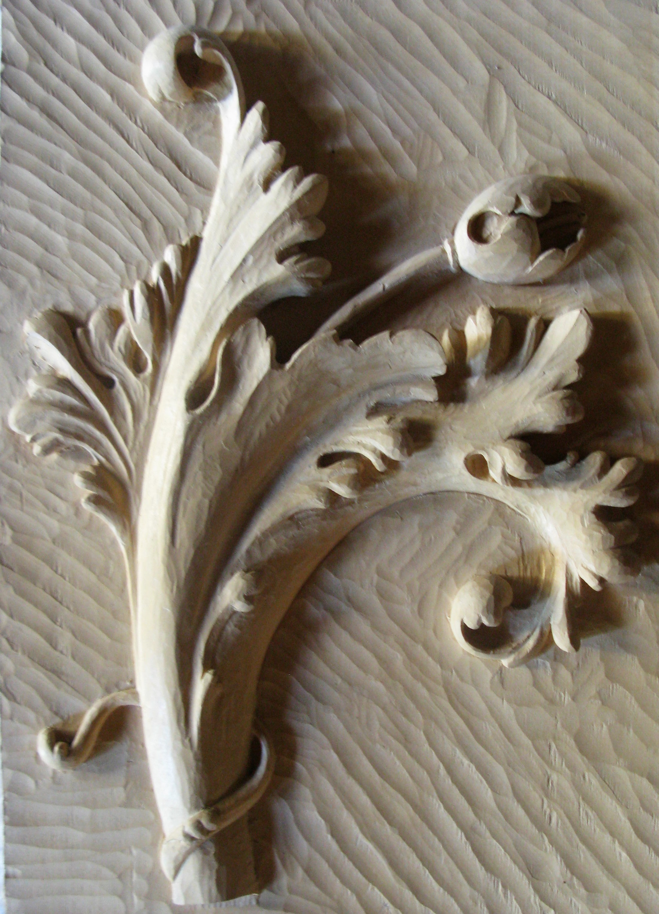 Woodcarving Tuesday Evening – Winter 2021