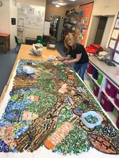 Suzanne Wright – Mosaic Art