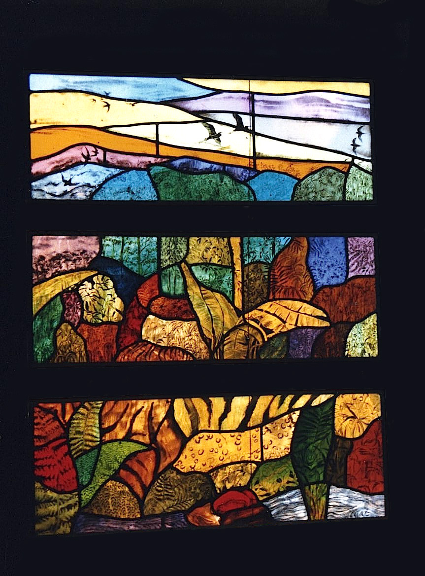 Stained Glass Sunday – Autumn 2021