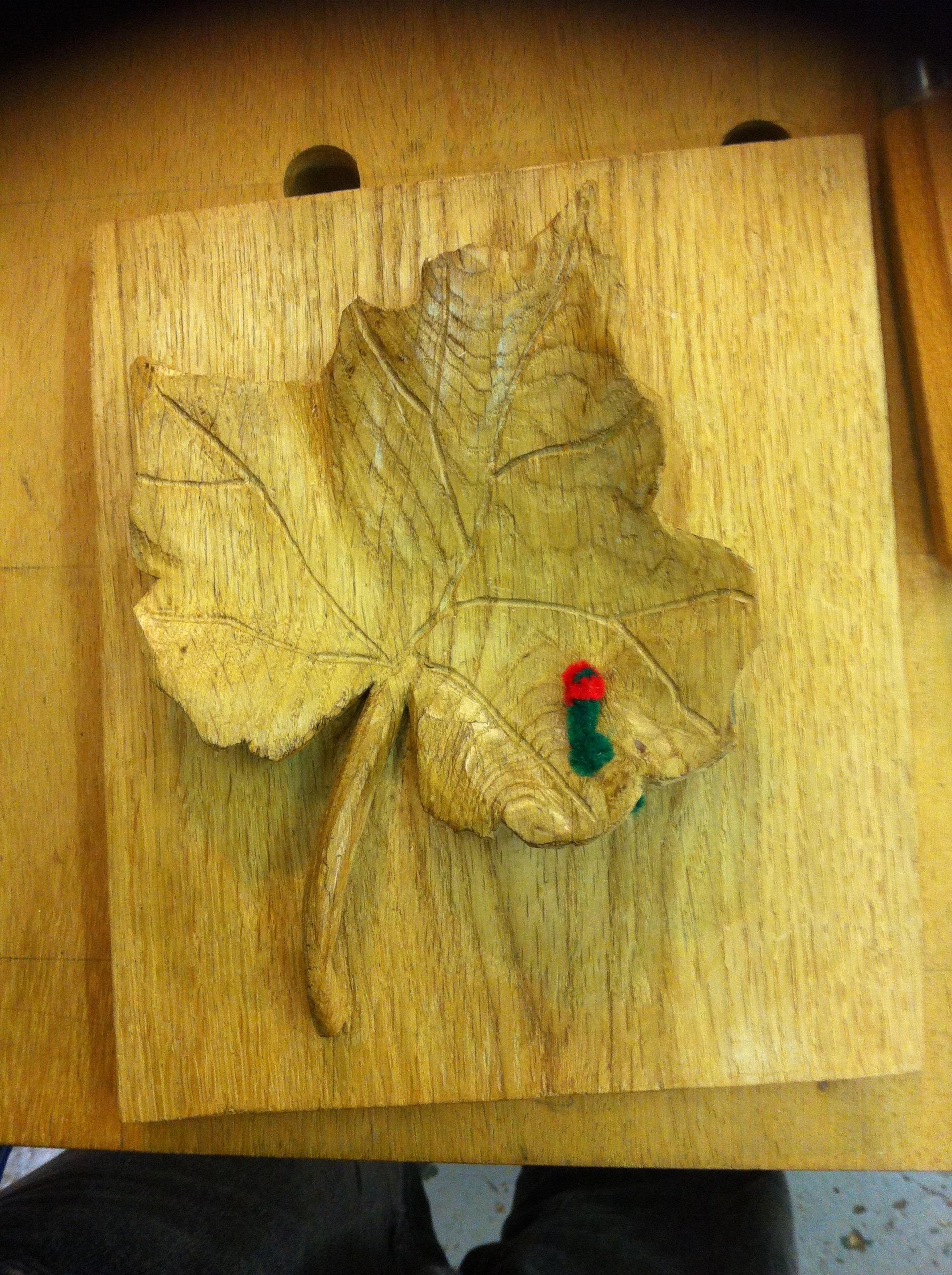 Wood Carving Thursday Evenings Autumn 2020