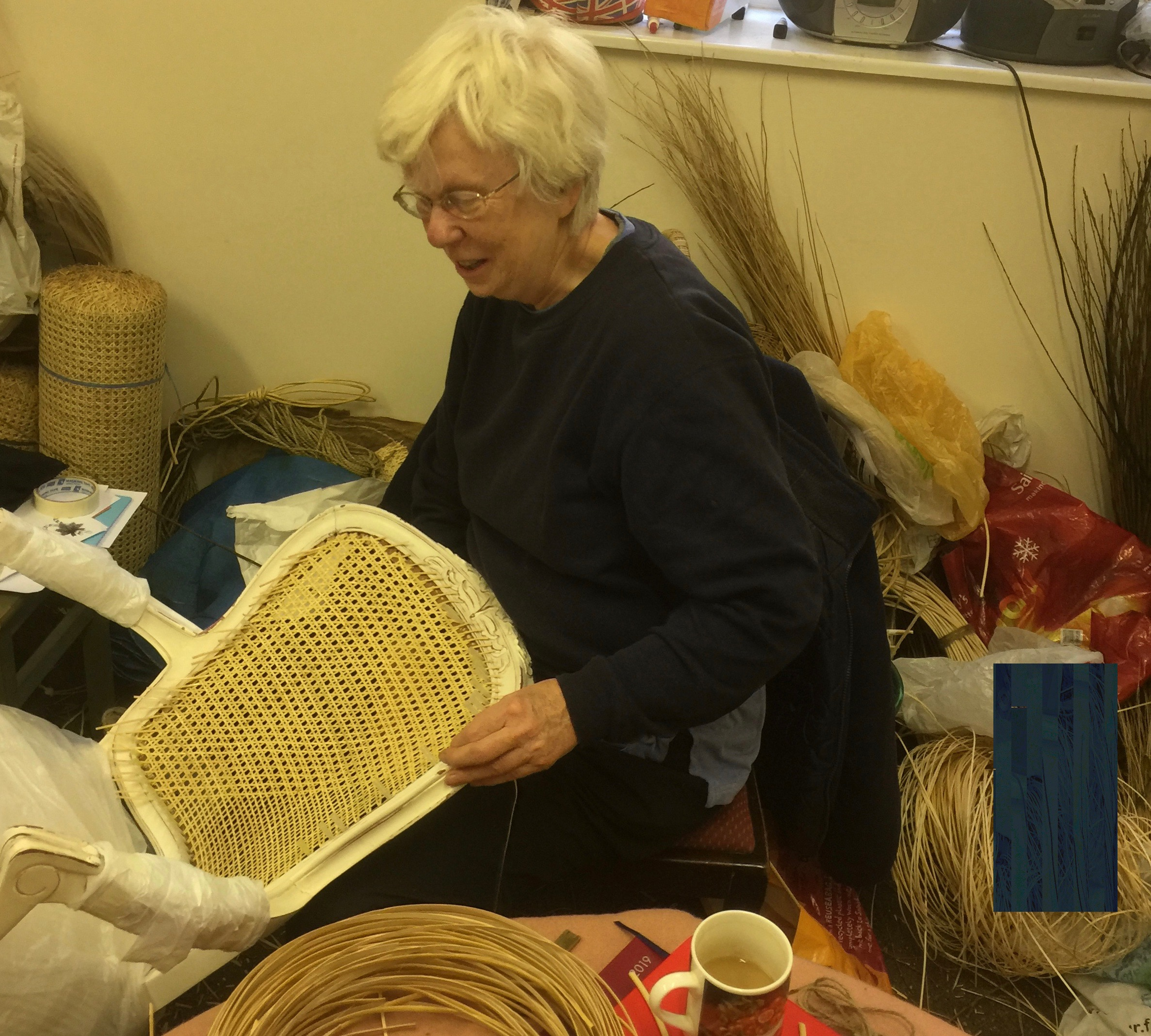 Christine Brewster – CHAIR CANING AND RUSHING
