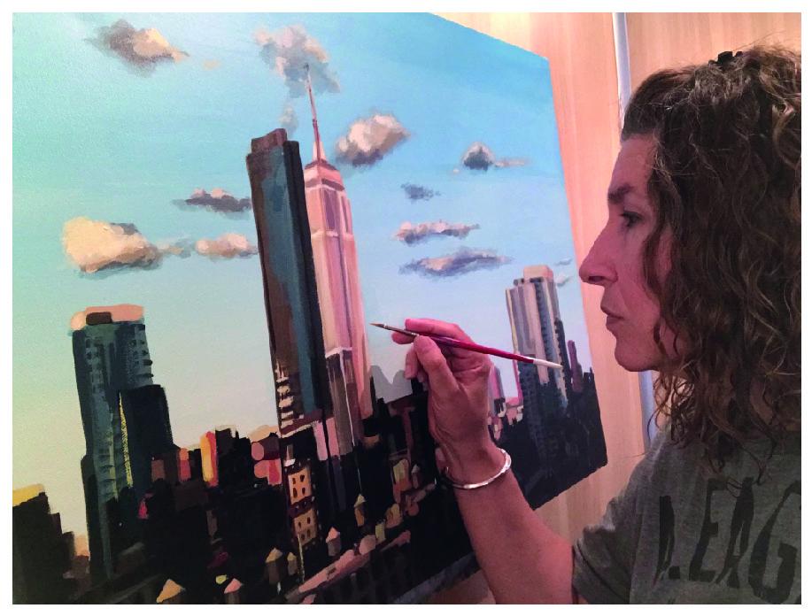 Heidi Ramsay – DRAWING AND PAINTING